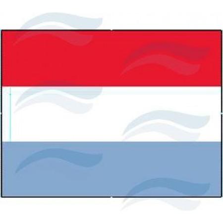 Bandeira Holanda 30*20cm