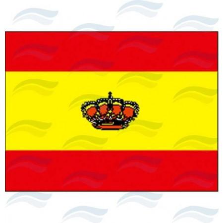 Bandeira Espanha 45X30cm