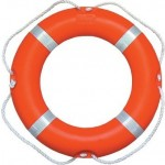 Bóia circular salva-vidas SOLAS de 2,5Kg (código LSA)