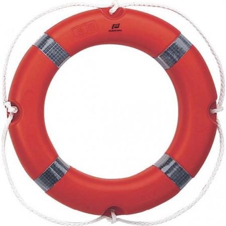 Bóia Salva-Vidas Circular Estrutura Polietileno Standard com 12,5 Cm de Espessura sem Retenida