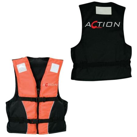 Auxiliar de Flutuação Action 60N Adulto +90kg