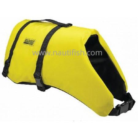 Colete salva-vidas Cão L 23-41Kg Seachoice