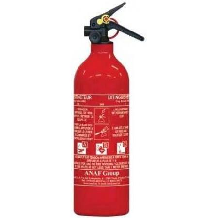 Extintor 1 Kg sem Manómetro