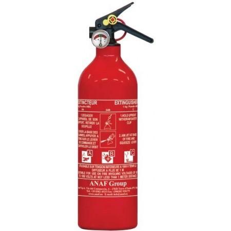 Extintor 2 Kg com Manómetro
