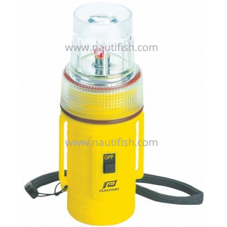 Luz Led Intermitente - Plastimo