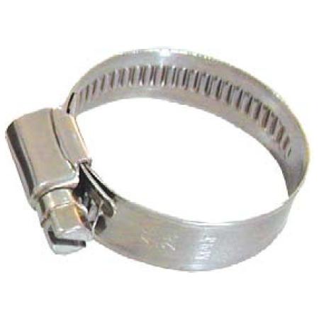 Braçadeira Inox 316 120-140mm