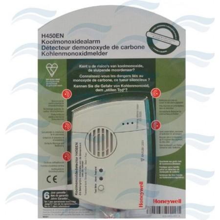 Detetor de monoxido de carbono