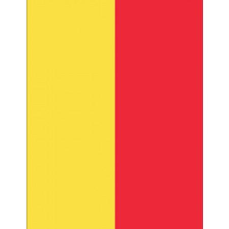 Bandeira da Bélgica da 30x20cm