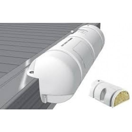 Bumper® ¾ Mod. A Standard Branca 25 Ø X 90 Cm