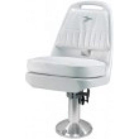 Assento Capitão com Suporte Regulável - Wise Seating