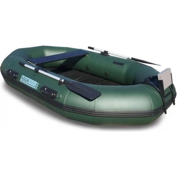 Barco Aquaparx Fisher 260 Verde