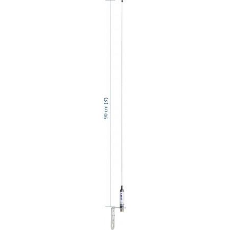 Antena Scout KM-3F
