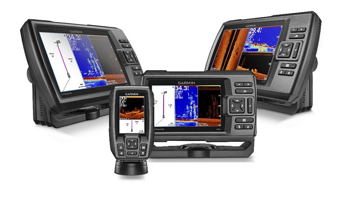 Sonda de Pesca e GPS Plotter