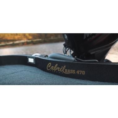 Um dia pesca ao achigã fantástico com o nosso Cabril Bass470. Veja o video!