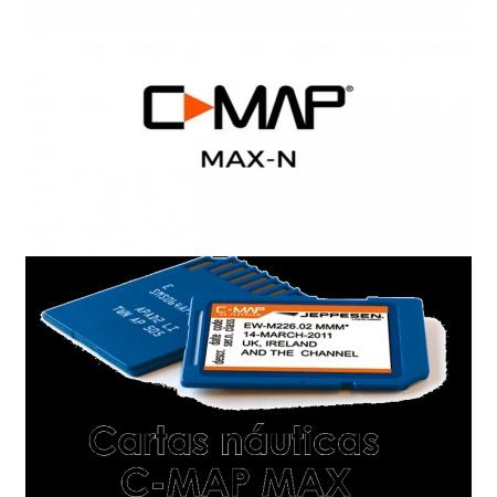 C-MAP MAX-N +