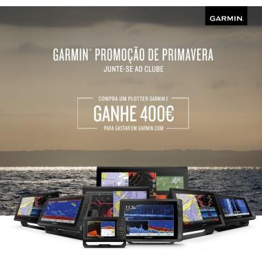 Garmin Lança Promoção De Primavera Na Aquisição De Plotters Cartográficos Da Marca
