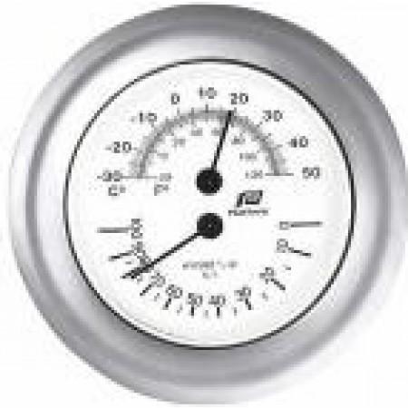 Termómetros e barómetros